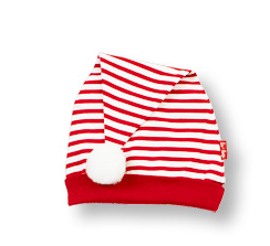 Candy Cane Striped Christmas Hat - Too Cute for You Baby and Toddler Boutique - 1