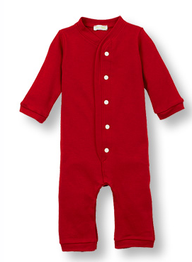 Red Rear Panel One-Piece - Too Cute for You Baby and Toddler Boutique - 1