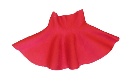 Red Flare Skirt - Too Cute for You Baby and Toddler Boutique