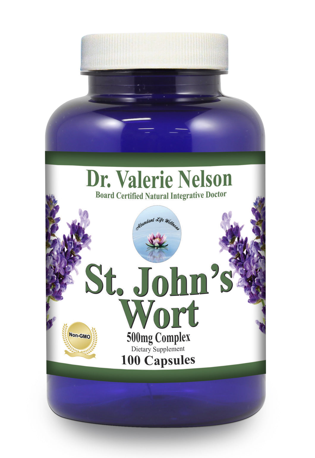 St. John's Wort - 50% OFF - We are updating label