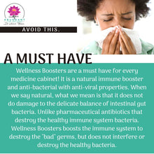 Wellness Booster - Natural Antibiotic