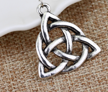 ****** Buy One, Get 2 Free! ****** EMF Neutralizer Pendant - Antique Celtic Knot