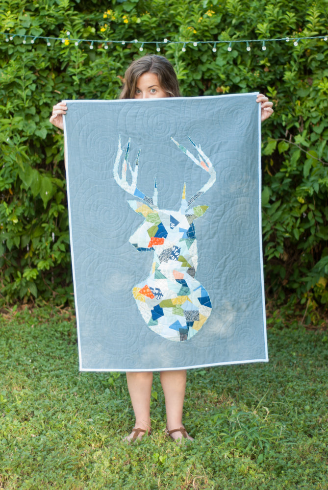 Chambray Oh Deer-6