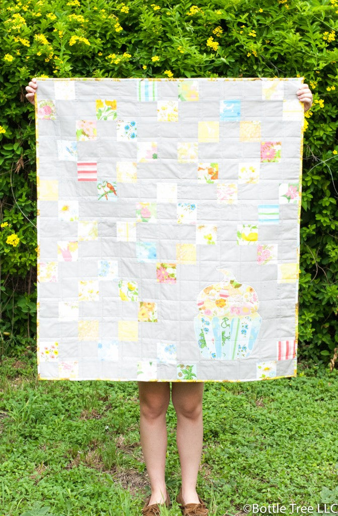 Hey There Cupcake Quilt-1