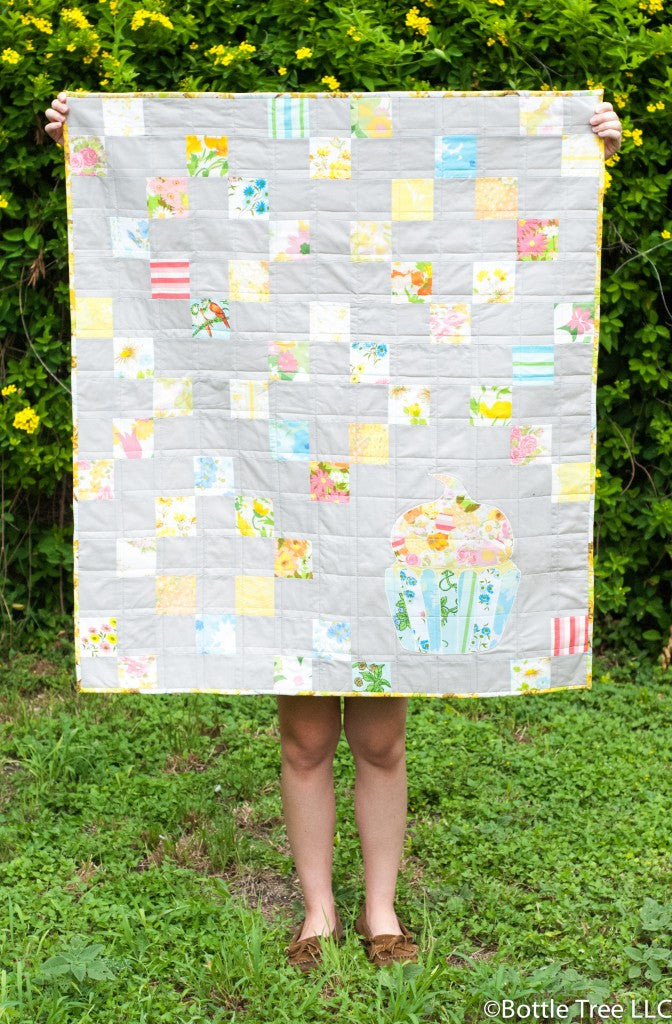 Hey There Cupcake Quilt-2