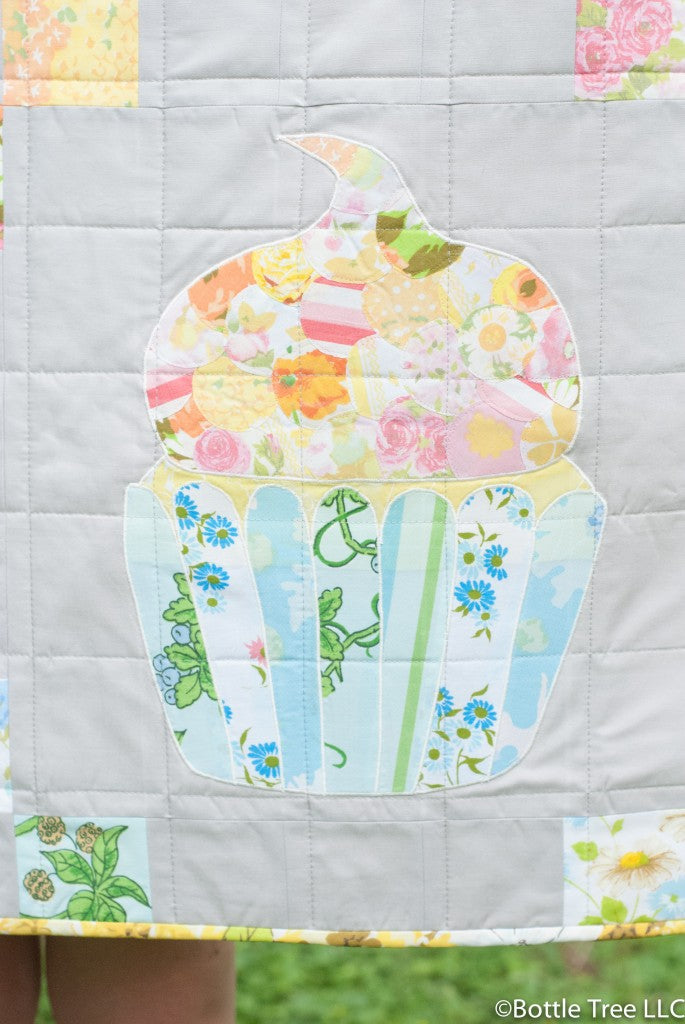 Hey There Cupcake Quilt-3