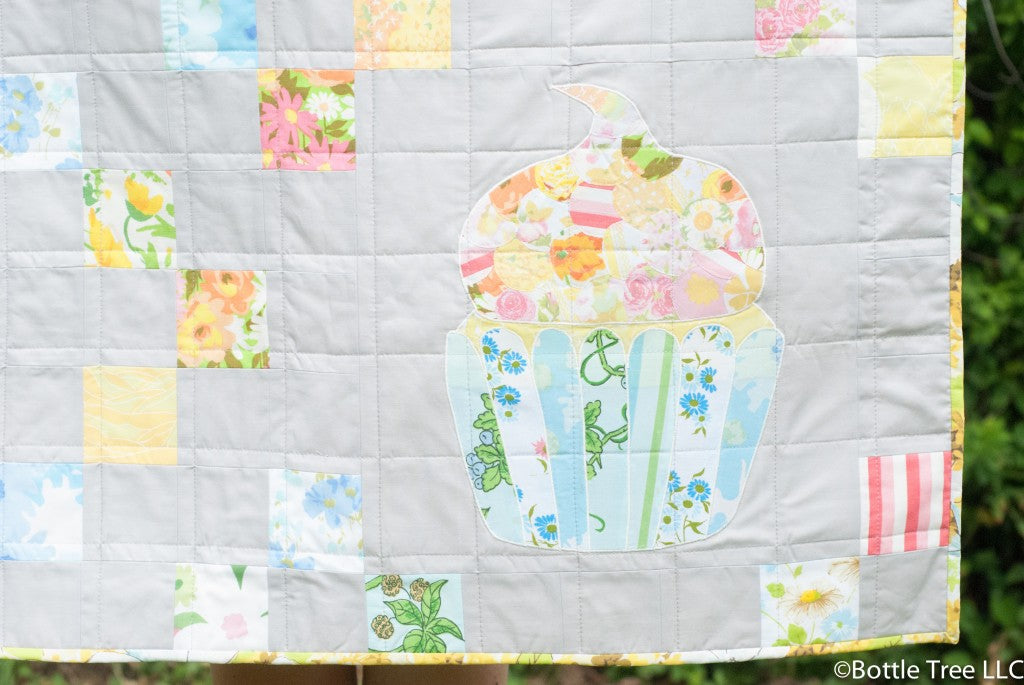 Hey There Cupcake Quilt-4