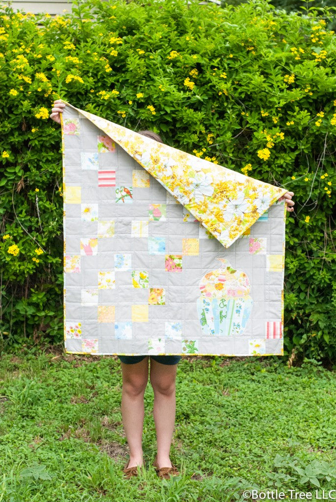 Hey There Cupcake Quilt-8