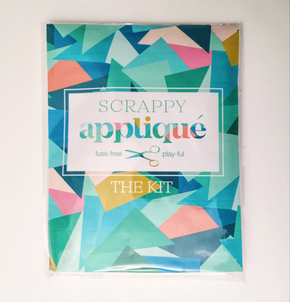 Scrappy Applique Kit