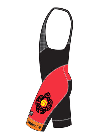 400-MILE™ CYCLING BIB SHORT - CUSTOM - GU3
