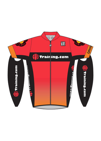 SKIN COOLER FULL ZIP TRI TOP  SHORT SLEEVE CUSTOM  - GU3