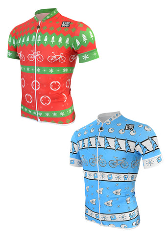 SKIN COOLER FULL ZIP TOP - Ugly Holiday Sweater