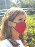 HYBRID REVERSIBLE FACE MASK - 2 Ply