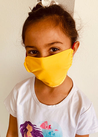 KIDS SKIN COOLER™ FACE MASK* - 3 Ply