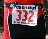 Race Number Belt*