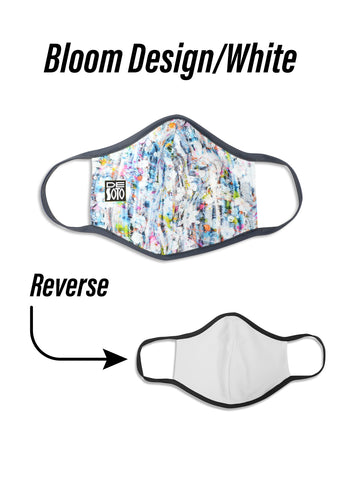 REVERSIBLE FACE MASK* - 2 Ply