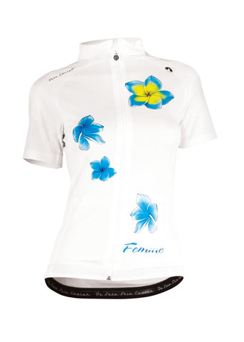 WOMEN'S SKIN COOLER CYCLE JERSEY