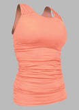 Women's Carrera Ruche Top - SALE