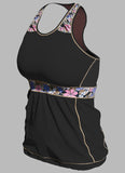 Femme Carrera Loose Fit Tri Top - SALE