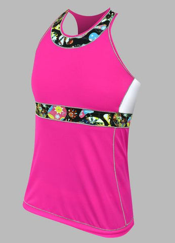 Women's Carrera Loose Fit Tri Top - SALE