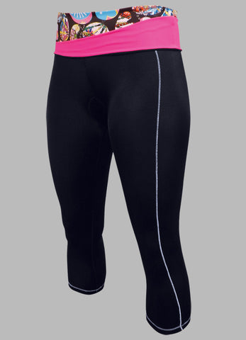 Women's Carrera Tri Capri - SALE