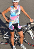 Women's Skin Cooler Tri Top - SBTRI