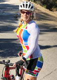 WOMEN'S SKIN COOLER LONG SLEEVE* - OCALA
