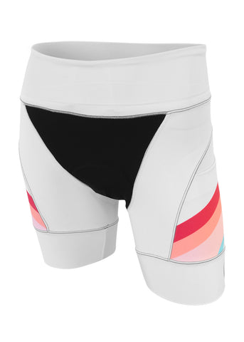 WOMEN'S RIVIERA TRI SHORT*