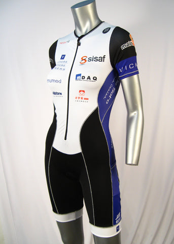 WOMEN'S TRISUIT - SHORT SLEEVE Custom