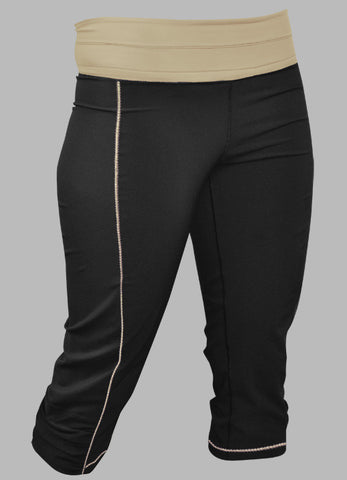 Women's Loose Run Capri - SALE
