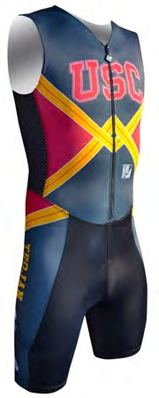 Carrera Trisuit Custom