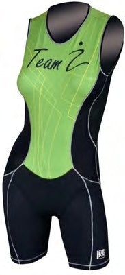 Women's Carrera Trisuit Custom