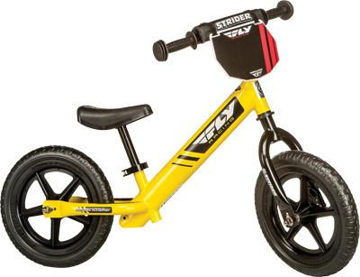 BALANCE BIKE (YELLOW)