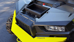 Axiom Under Hood Box for RZR