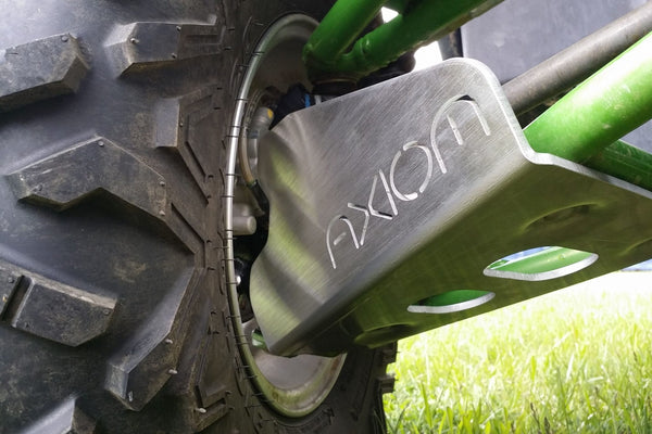 Axiom A-arm Guard Front for TERYX