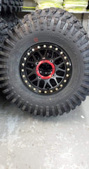 KMC XS235 matte black 4/156 5+2 beadlocks on 30-10-14 Roxxzilla standard (4)