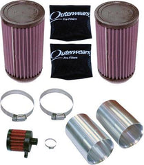 MODQUAD-AIR FILTER KIT RZR XP K&N/RZR 800 S - planetrzr.com