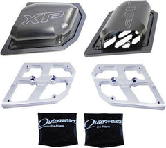 MODQUAD-SIDE AIR SCOOP COVERS (BLACK) pn# RZR-SCOOP-BLK - planetrzr.com