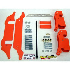 "High Lifter-35"" Signature Series Lift Kit for Polaris RZR 1000 XP Orange - planetrzr.com"