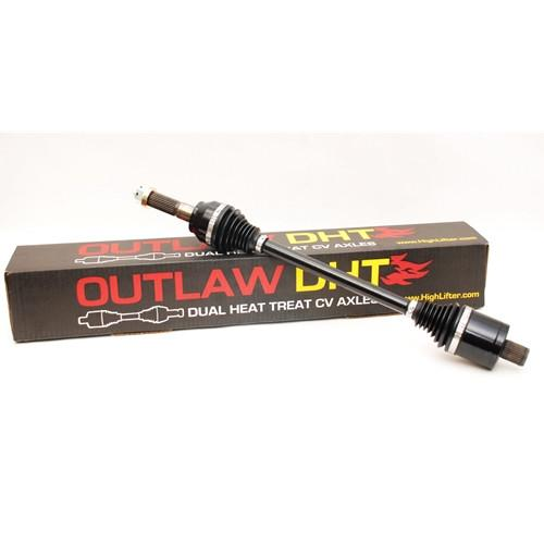 "High Lifter-Outlaw DHT Axle Polaris RZR 900 S 60""/General 1000 Front - planetrzr.com"