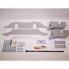 "High Lifter-35"" Signature Series Lift Kit for Polaris RZR 1000 XP Silver - planetrzr.com"