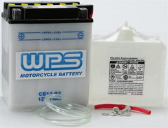 BATTERY W/ACID CB14-B2