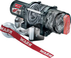 WARN-WINCH MNTG KIT A/C 400 '02+ pn# 62840 - planetrzr.com