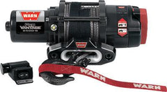 WARN-PROVANTAGE 2500-S WINCH W/SYNTHETIC ROPE pn# 90251 - planetrzr.com