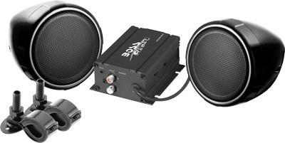 BOSS AUDIO-600W ALL TERRAIN SOUND SYSTEM BLACK pn# MCBK400 - planetrzr.com