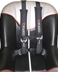 BEARD-SAFETY HARNESS 2X2 W/PADS AND AUTO STYLE BUCKLE pn# 880-220-02 - planetrzr.com
