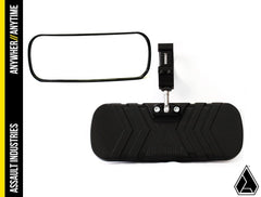 Assault Industries Rear View Mirror - Stealth Series Convex for Polaris RZR - planetrzr.com