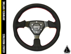 Assault Industries Tomahawk Quick Release Steering Wheel Kit for Polaris RZR - planetrzr.com