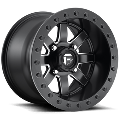Fuel Maverick D928 Beadlock Wheel / Black & Milled 14, 15 inch