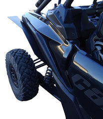 Can-Am X3 Fender Flares (Base & DS) Fender Flares